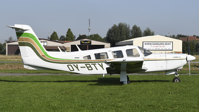 OY-BTY - Piper PA-32RT-300 Lance II - Private