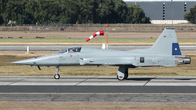 813 - Northrop F-5E Tiger III - Chile - Air Force
