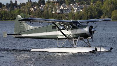 N2502 - De Havilland Canada DHC-2 Mk.I Beaver - Private