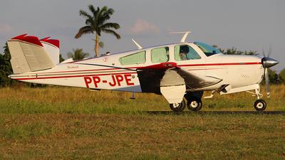 PP-JPE - Beechcraft V35B Bonanza - Private