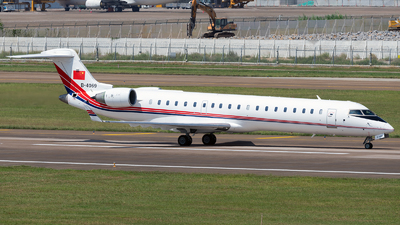 B-4069 - Bombardier CL-600-2C10 Challenger 870 - China - Air Force