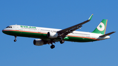 A picture of B16219 - Airbus A321211 - EVA Air - © DayuanTW