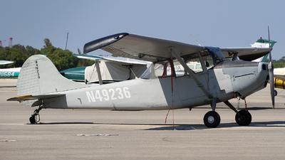 N49236 - Cessna 305A Bird Dog - Private