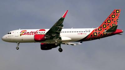 PK-LAW - Airbus A320-214 - Batik Air