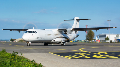 F-HGNU - ATR 72-212A(600) - Amelia International