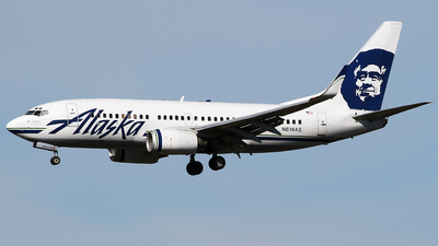 N614AS - Boeing 737-790 - Alaska Airlines