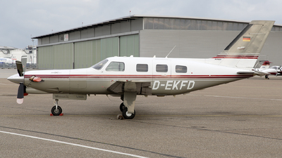 D-EKFD - Piper PA-46-350P Malibu Mirage/Jetprop DLX - Private