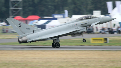 MM7278 - Eurofighter Typhoon EF2000 - Italy - Air Force