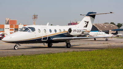 PP-DDR - Hawker Beechcraft 400A - Private