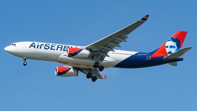 YU-ARB - Airbus A330-243 - Air Serbia