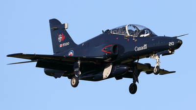 155210 - British Aerospace CT-155 Hawk - Canada - Royal Canadian Air Force (RCAF)