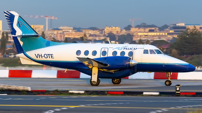VH-OTE - British Aerospace Jetstream 32 - FlyPelican