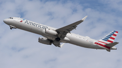 N129AA - Airbus A321-231 - American Airlines
