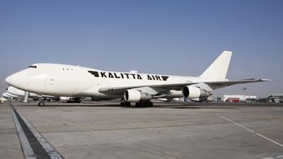 N704CK - Boeing 747-246F(SCD) - Kalitta Air