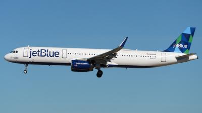N935JB - Airbus A321-231 - jetBlue Airways