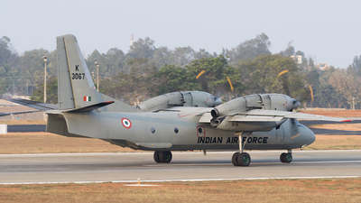 K3067 - Antonov An-32 - India - Air Force