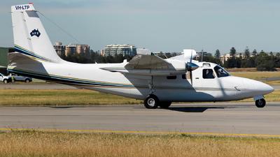 A picture of VHLTP - Aero Commander 500S - [3323] - © Clayton Ferguson