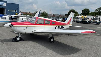 G-RVNX - Piper PA-28-180 Cherokee D - Ravenair