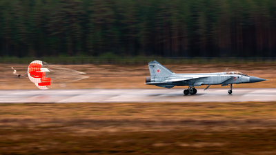 51 - Mikoyan-Gurevich MiG-31BM Foxhound - Russia - Air Force