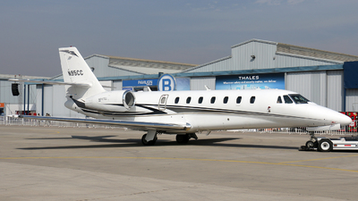 N95CC - Cessna 680 Citation Sovereign - Private