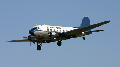ZS-DIW - Douglas DC-3C - Phoebus Apollo Aviation