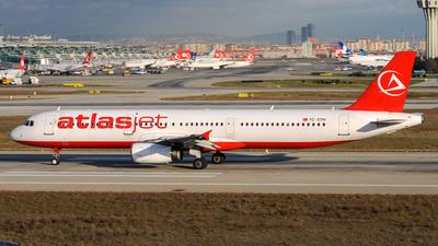 TC-ETH - Airbus A321-231 - AtlasJet