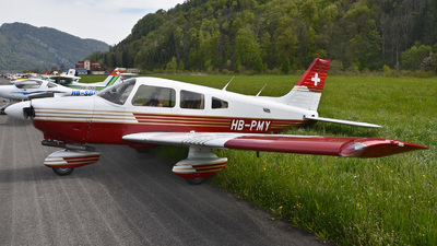 HB-PMY - Piper PA-28-181 Archer II - Private