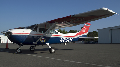 N800P - Cessna 182R Skylane - United States - US Air Force Civil Air Patrol