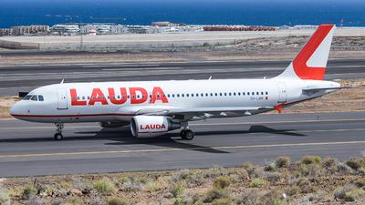 9H-LMH - Airbus A320-214 - Lauda Europe