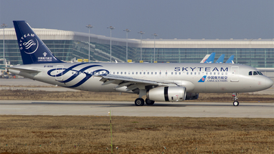 B-1696 - Airbus A320-232 - China Southern Airlines