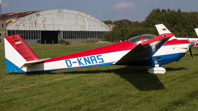 D-KNAS - Scheibe SF.25C Falke - Private