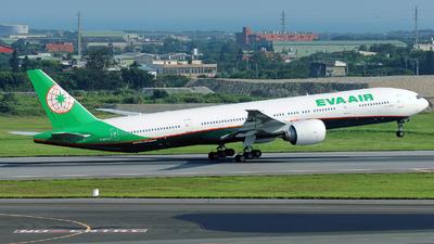 B-16727 - Boeing 777-35EER - Eva Air