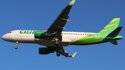 A picture of PKGQP - Airbus A320214 - Citilink - © ALW