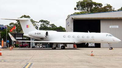B-8261 - Gulfstream G550 - Private