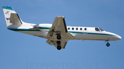 N980AG - Cessna 560 Citation Ultra - Private