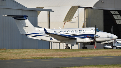 ZK-VME - Beechcraft B300 King Air 350i - Tasman Aviation