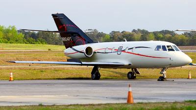 N604PT - Dassault Falcon 20D - Rennia Aviation