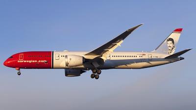 G-CKNA - Boeing 787-9 Dreamliner - Norwegian