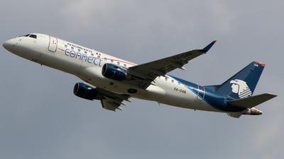 A picture of XAGAB - Embraer E175LR - [17000147] - © José Andrés Mora