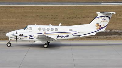 G-WVIP - Beechcraft 200 Super King Air - Capital Air Ambulance