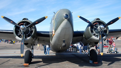 N60JT - Lockheed C-60A Lodestar - Private