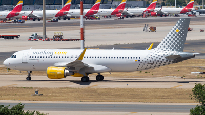 A picture of ECMAH - Airbus A320214 - Vueling - © Mateo León