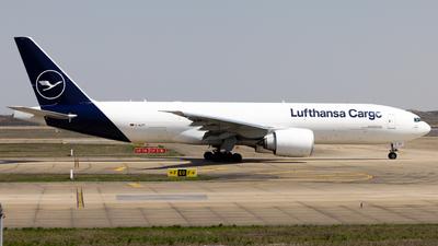 A picture of DALFF - Boeing 777FBT - Lufthansa Cargo - © TasKforce404-HK416