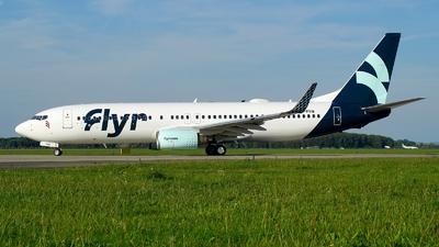 EI-FHW - Boeing 737-8JP - Flyr