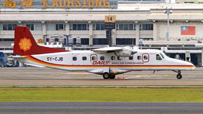 5Y-CJB - Dornier Do-228-212 - Daily Air