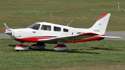 ZK-LJE - Piper PA-28-181 Archer III - Aero Club - Canterbury