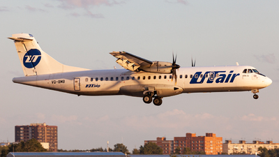 A picture of VQBMB - ATR 72500 - UTair - © Marianna Rychkovskaia