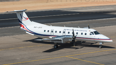 XA-JVT - Embraer EMB-120ER Brasília - Aéreo Calafia