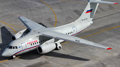 RA-61701 - Antonov An-148-100B - Rossiya Airlines