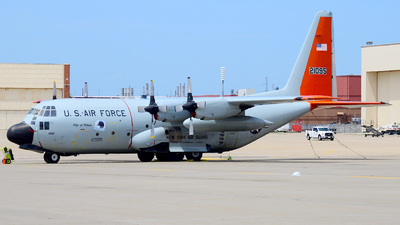 92-1095 - Lockheed LC-130H Hercules - United States - US Air Force (USAF)